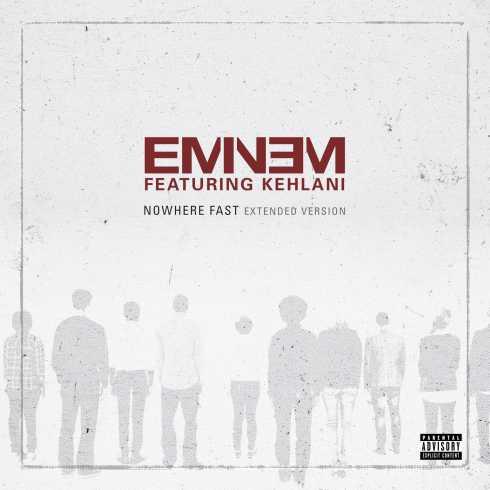 متن آهنگ Nowhere Fast از Eminem با همراهی Kehlani