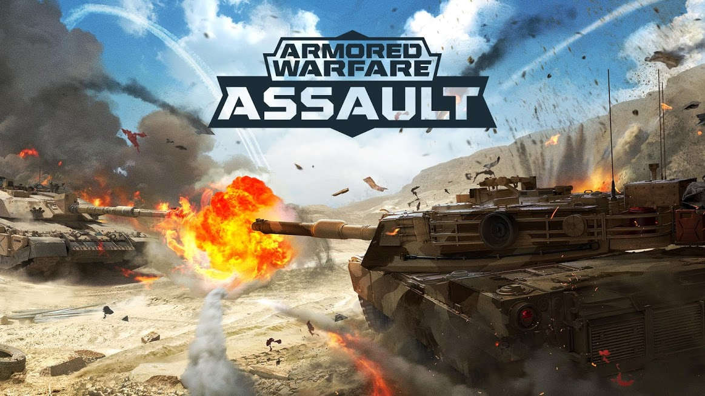 دانلود بازی جنگ زرهی : حمله Armored Warfare: Assault