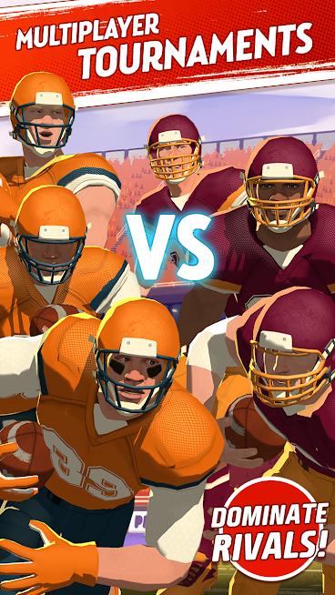 دانلود بازی رقابت ستاره های فوتبال Rival Stars College Football