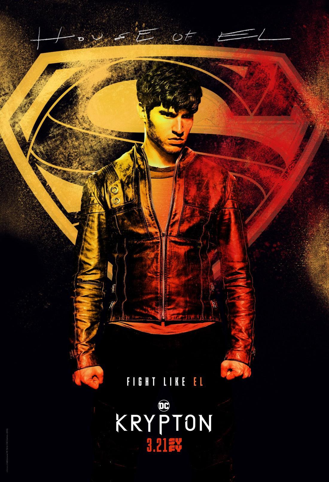 سریال Krypton