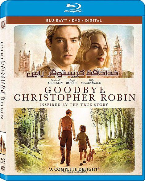 دانلود دوبله فارسی فیلم خداحافظ کریستوفر رابین Goodbye Christopher Robin 2017