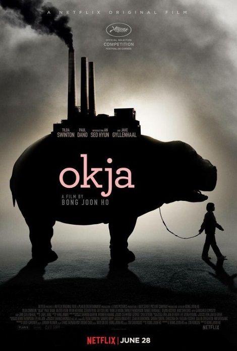 دانلود فیلم اوکجا Okja 2017 دوبله فارسی