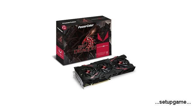 کارت گرافیک PowerColor Red Dragon RX Vega 56 معرفی شد؛ عملکرد بهتر در کنار قیمت کمتر
