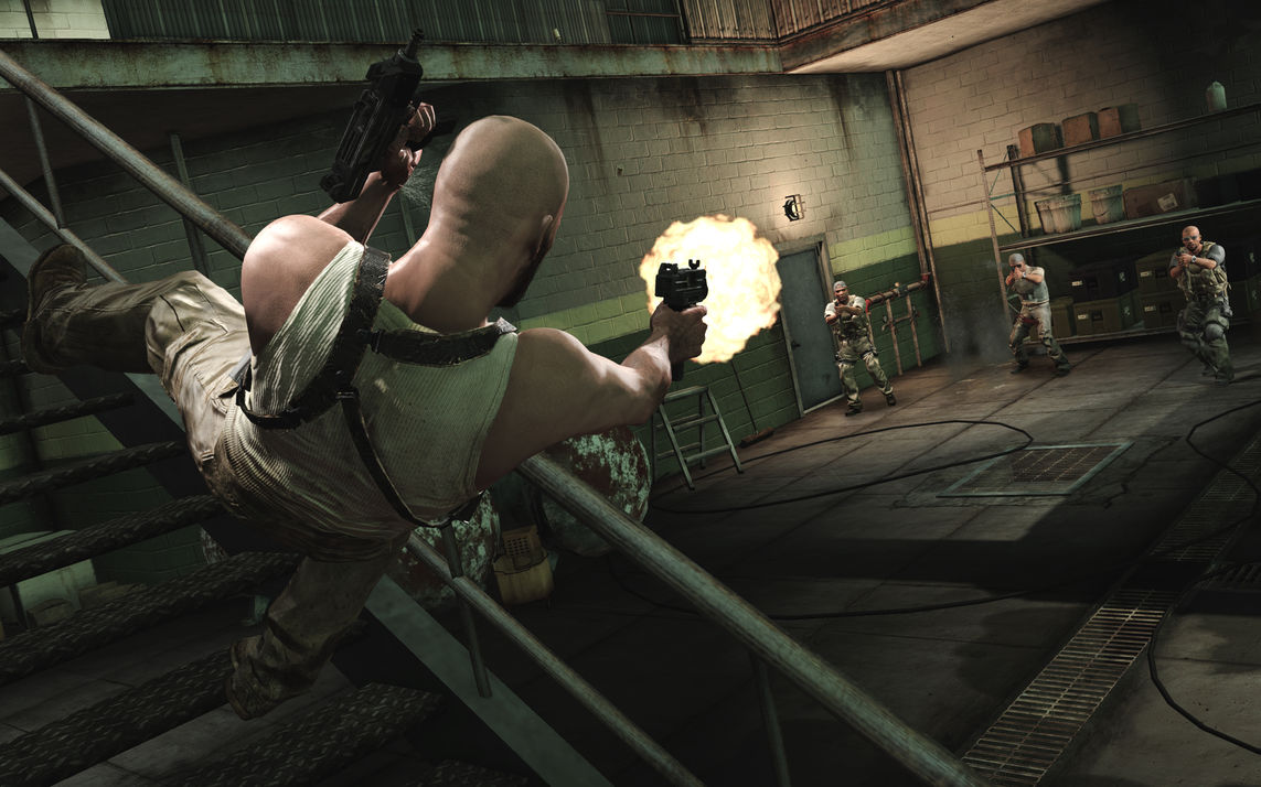 دانلود بازی مکس پین 3 Max Payne 3