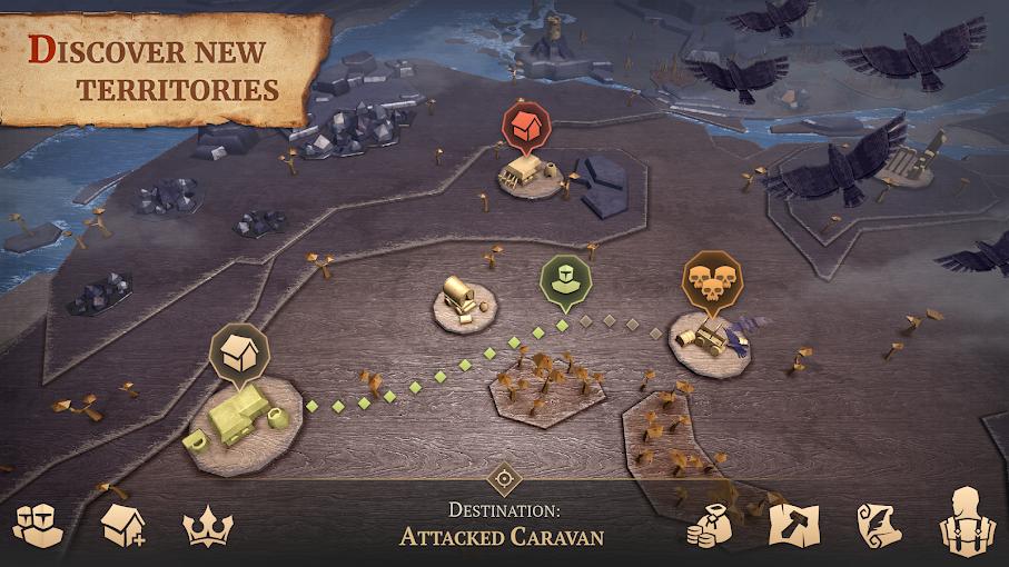 دانلود Grim Soul: Dark Fantasy Survival 1.3.1 - بازی روح گیریم : بقا فانتزی و تاریک برای اندروید + مود