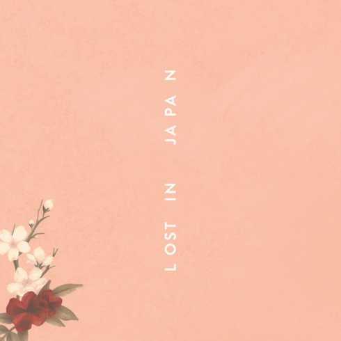 متن و ترجمه آهنگ Lost in Japan از Shawn Mendes