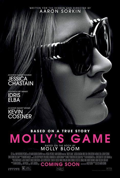 دانلود فیلم بازی مالی Mollys Game 2017
