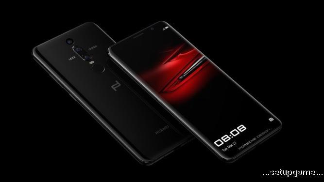 Porsche Design Huawei Mate RS معرفی شد؛ پرچمدار خاص ویژه کاربران خاص