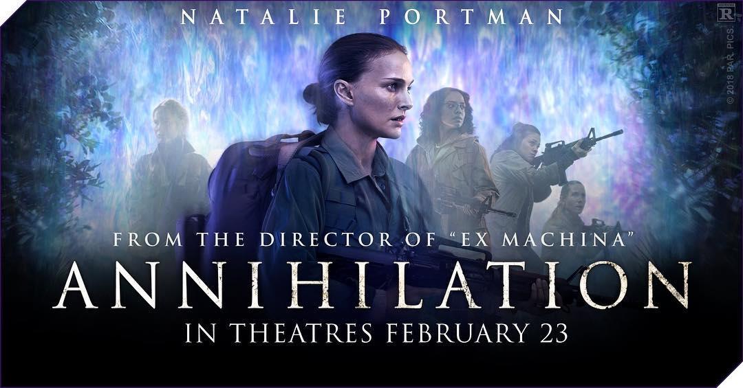 دانلود فیلم خارجی Annihilation 2018