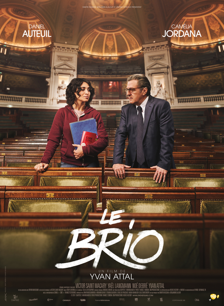 دانلود فیلم خارجی Le brio 2017