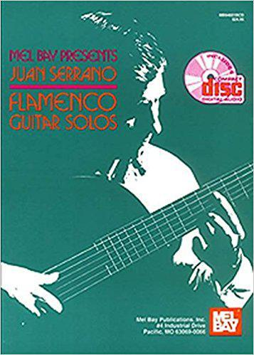 کتاب Flamenco Guitar Solos اثر خوان سرانو