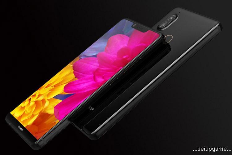 شارپ Aquos S3 معرفی شد؛ کوچکترین گوشی ۶ اینچی جهان
