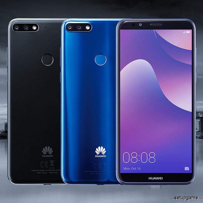 هواوی گوشی Y7 Prime 2018 را معرفی کرد؛ دوربین دوگانه و صفحه 18:9 با قیمت ارزان