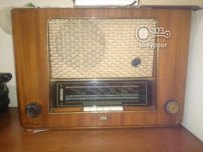 رادیو قدیمی