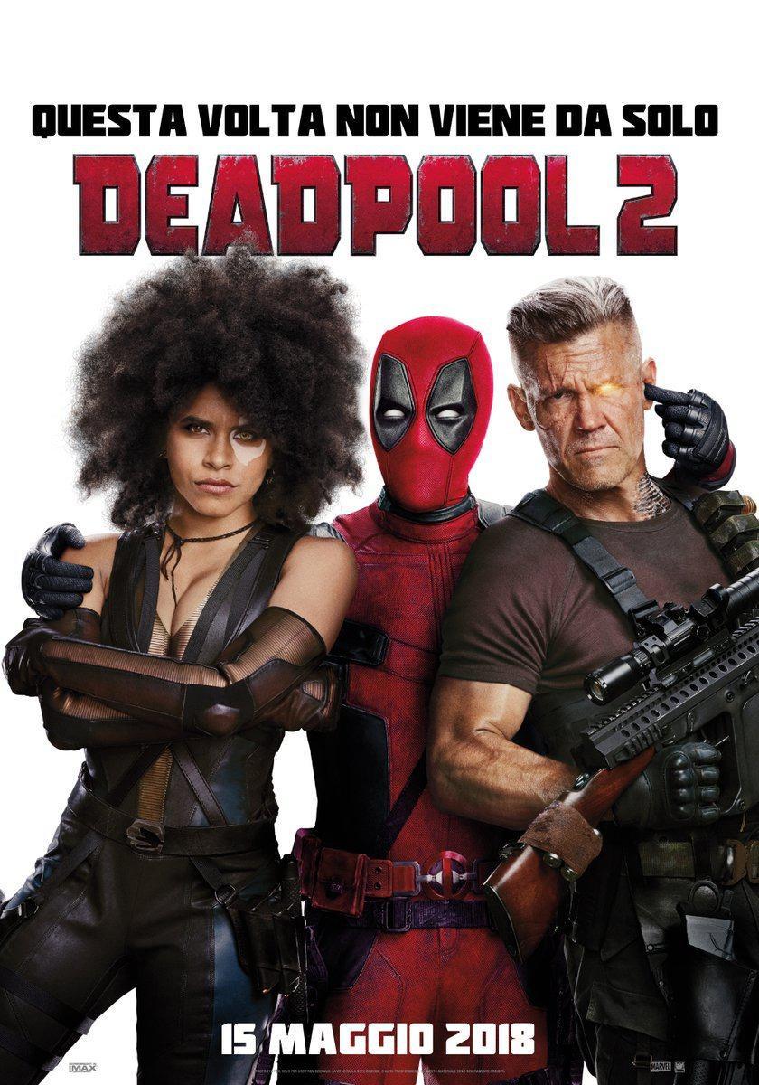 Deadpool%202%202018.3 1 دانلود فیلم Deadpool 2 2018 : کیفیت HDRip اضافه شد