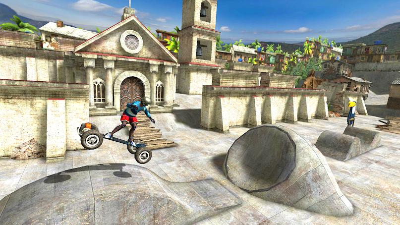 دانلود Trial Xtreme 4🏁 2.5.2 - بازی موتور سواری تریل ایکسترم 4 برای اندروید و آی او اس +مود + دیتا