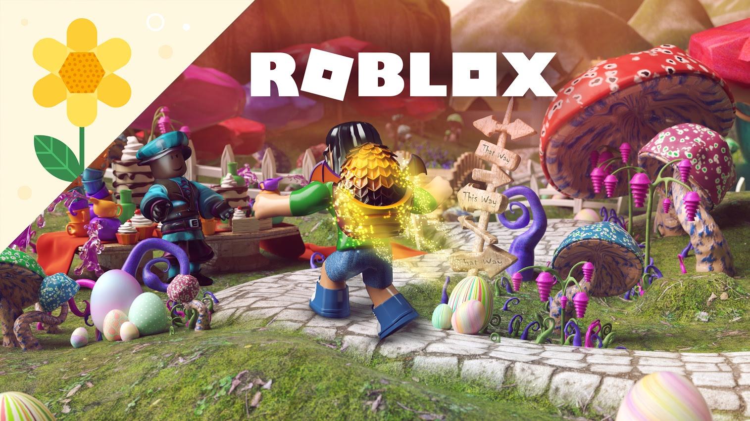 دانلود رایگان بازی ROBLOX v2.331.191386 - بازی روبلکس، مجموعه بازیهای آنلاین برای اندروید و آی او اس