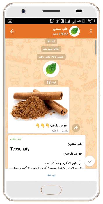دانلود Eitaa 1.0.7 - پیام رسان ایرانی ایتا شبیه به تلگرام برای اندروید و ویندوز