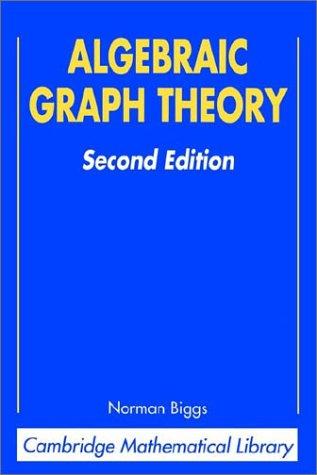 حل سوالات برگزیده ای از نظریه جبری گراف