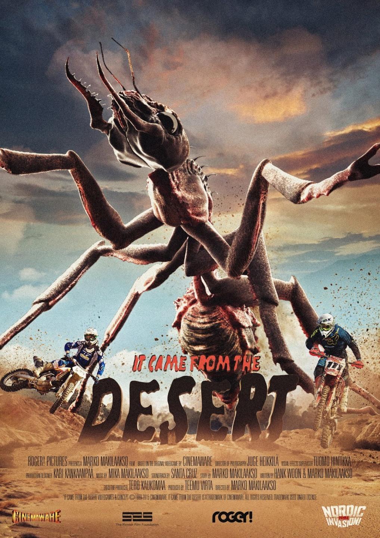 It%20Came%20from%20the%20Desert%202017.1 1 دانلود فیلم It Came from the Desert 2017