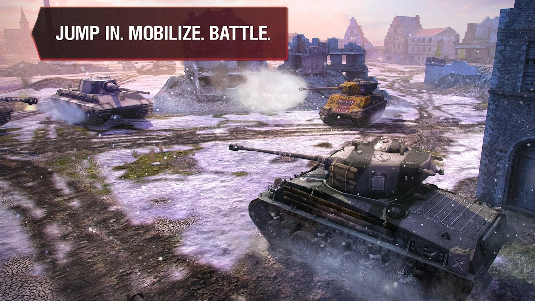 دانلود World of Tanks Blitz 5.3.0.393 - بازی جهان تانک ها - حمله رد آسا برای اندروید و آی او اس