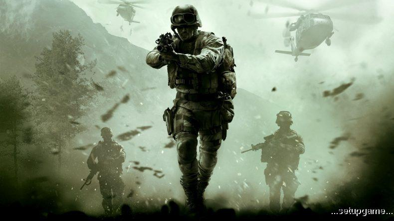 بازی CoD: Modern Warfare از طریق Backwards Compatible در دسترس Xbox One قرار گرقت