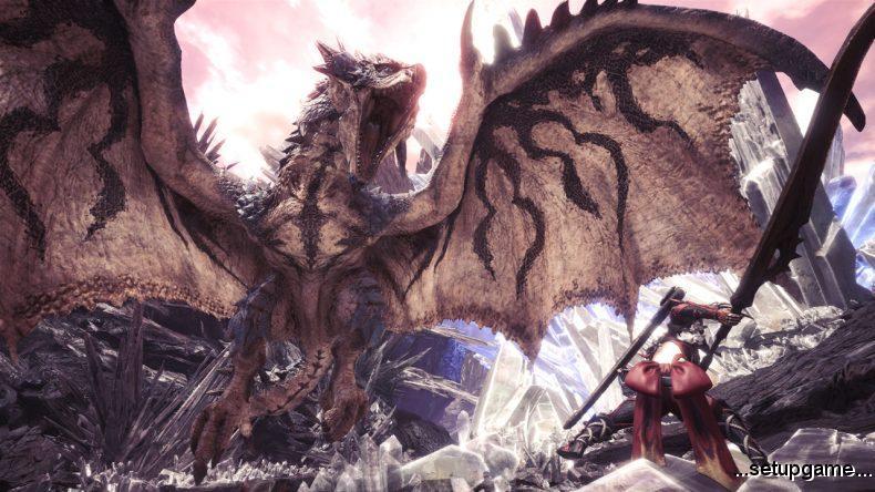 فروش ۱۶۰ هزار نسخه از بازی Monster Hunter World در کشور ژاپن