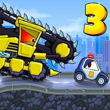 دانلود رایگان بازی Car Eats Car 3 v1.1.7 - بازی ماشین خوار 3 برای اندروید و آی او اس