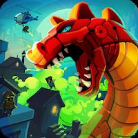 دانلود رایگان بازی Dragon Hills 2 v1.1.1 - بازی اکشن دراگون هیلز 2 برای اندروید و آی او اس + نسخه مود