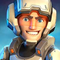 دانلود رایگان بازی Mad Rocket: Fog of War v1.4.5 - بازی استراتژیک موشک دیوانه برای اندروید و آی او اس