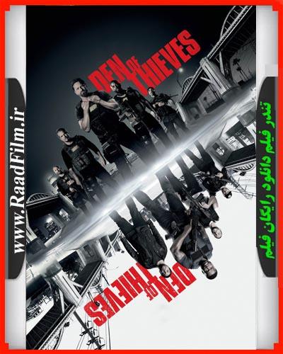دانلود فیلم Den of Thieves 2018