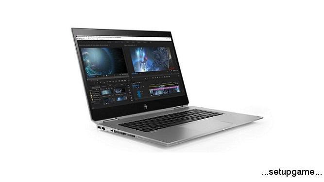 لپتاپ ZBook Studio x360 معرفی شد؛ یک ایستگاه کاری حرفهای و تمام عیار از HP