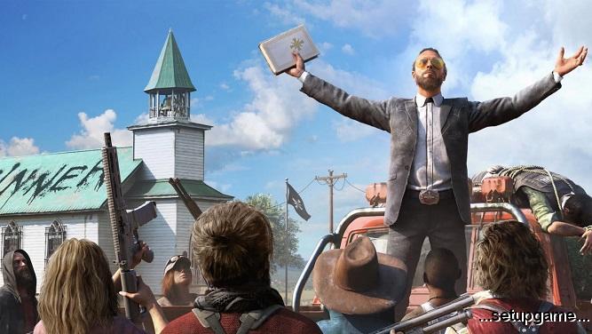 استقبال عالی کاربران از بازی Far Cry 5؛ رکوردهای جدیدی برای Ubisoft به ثبت رسید