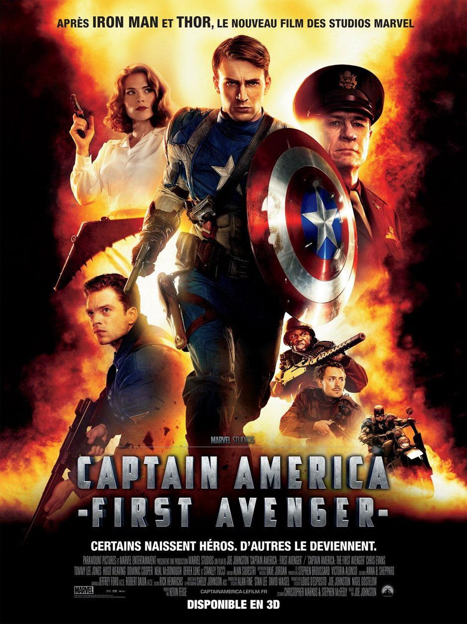 Captain%20America%20The%20First%20Avenger%202011.6 1 دانلود فیلم Captain America: The First Avenger 2011 : کیفیت BluRay REMUX با حجم ۲۹ گیگابایت اضافه شد