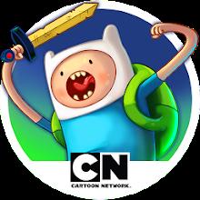 دانلود رایگان بازی Champions and Challengers - Adventure Time v1.2.3 - بازی زمان ماجراجویی برای اندروید و آی او اس