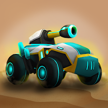 دانلود رایگان بازی Tank Raid Online v2.37 - بازی آنلاین و اکشن نبرد تانک ها برای اندروید