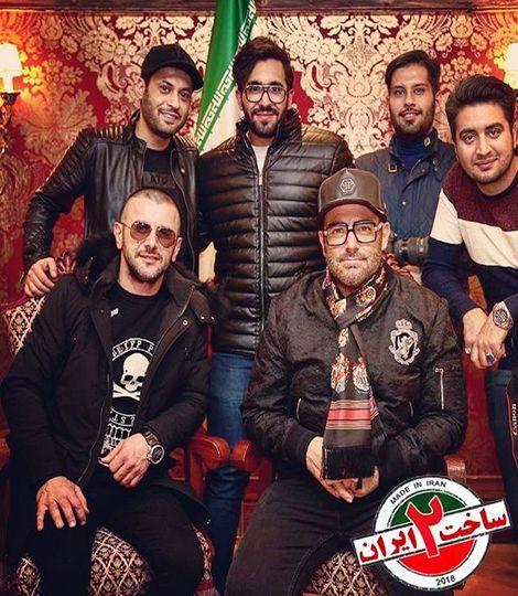 دانلود آهنگ تیتراژ ابتدایی سریال ساخت ایران 2
