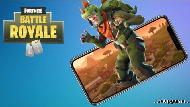 درآمد خیره کننده نسخه موبایلی بازی Fortnite: ۱.۸ میلیون دلار به ازای هر روز