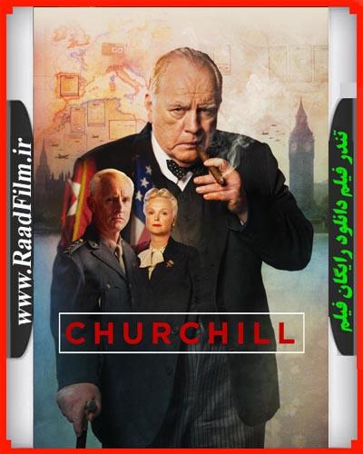 دانلود فیلم Churchill 2017