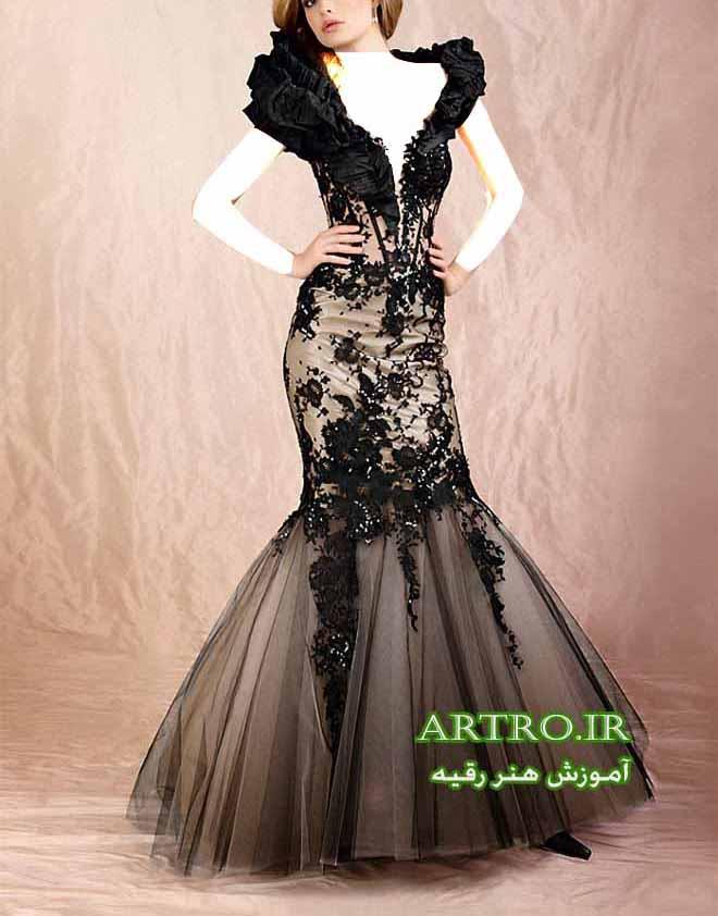 مدل جدید لباس های مجلسی و شب و مهمانی2018