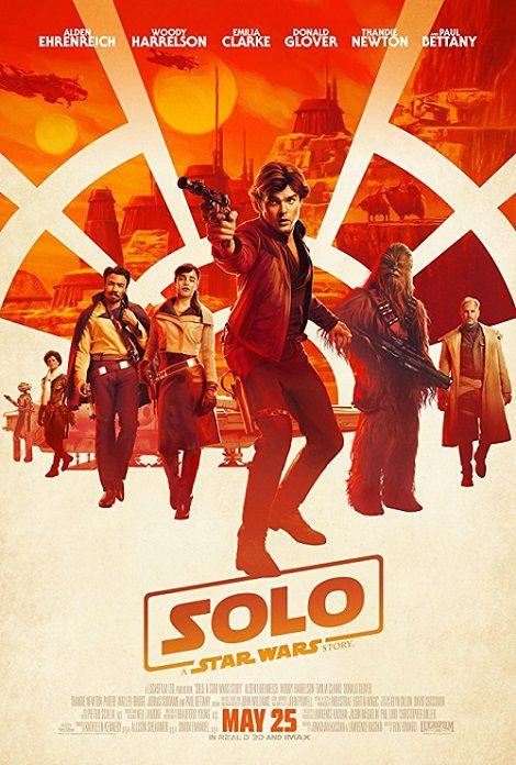 دانلود فیلم سولو: داستانی از جنگ ستارگان Solo: A Star Wars Story 2018