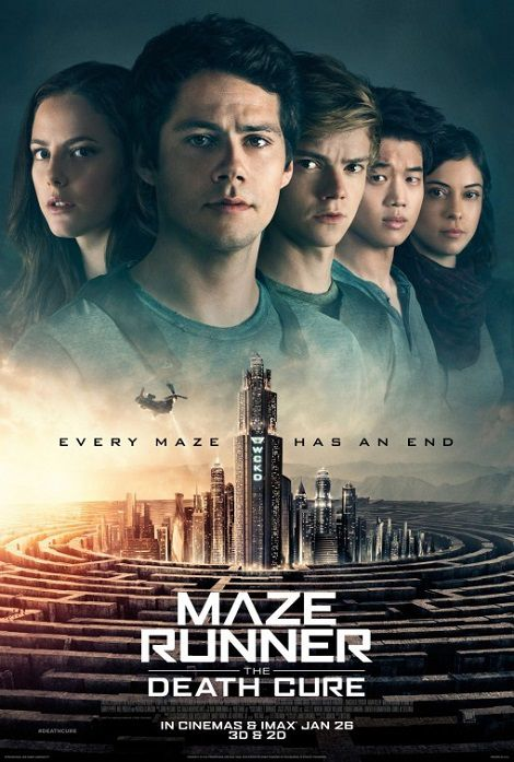 دانلود فیلم دونده هزارتو 3 Maze Runner: The Death Cure 2018