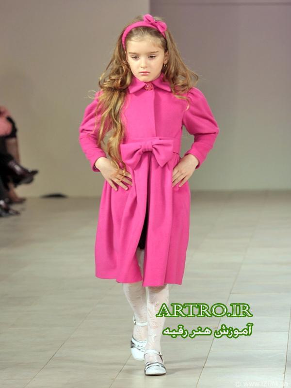 مدل پالتو دختر بچه 3