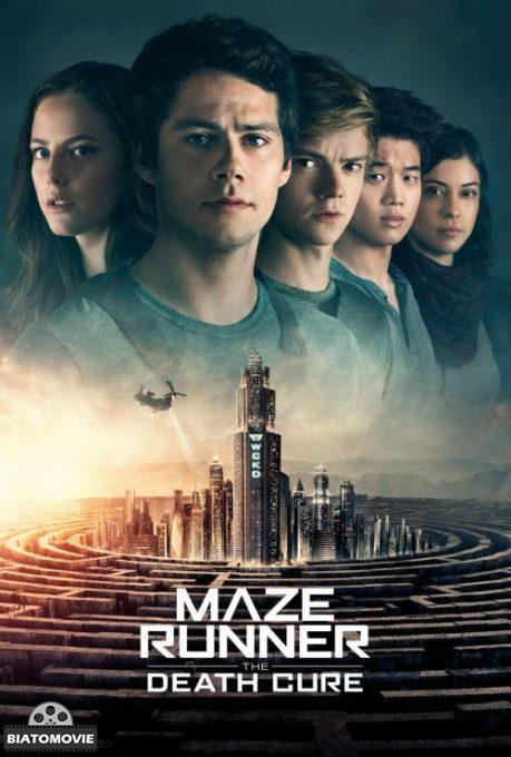دانلود فیلم Maze Runner The Death Cure 2017 دونده هزار تو 3 با زیرنویس فارسی