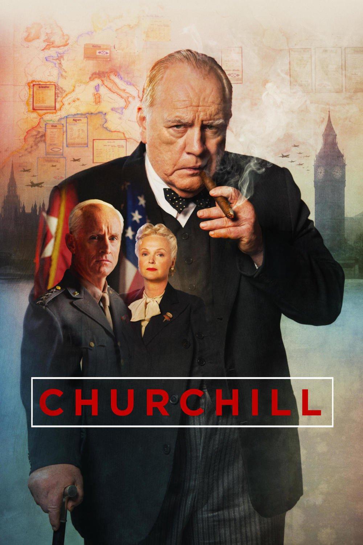 دانلود دوبله فارسی فیلم Churchill 2017