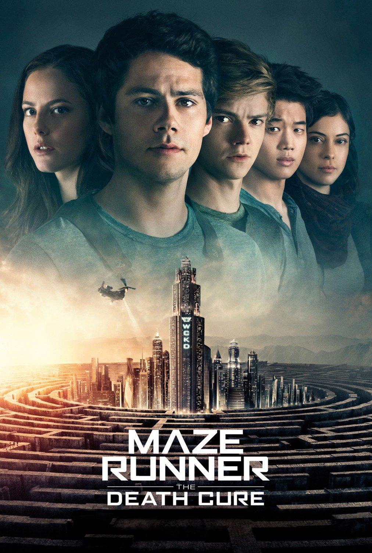 دانلود فیلم Maze Runner The Death Cure 2018