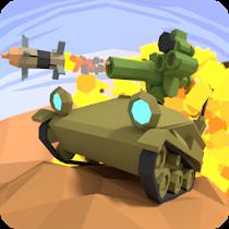 دانلود رایگان بازی IronBlaster : Online Tank Battle v1.6.1 - بازی استراتژیک نبرد تانک های فولادین برای اندروید و iOS