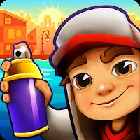 دانلود رایگان بازی Subway Surfers v1.86.1 - پسرک دونده یا همان بازی موج سواران مترو برای اندروید و iOS + مود