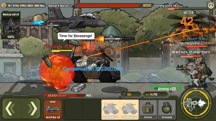 دانلود BAD 2 BAD: DELTA 1.3.8 - بازی رقابتی بد 2 بد: دلتا برای اندروید و آی او اس + مود
