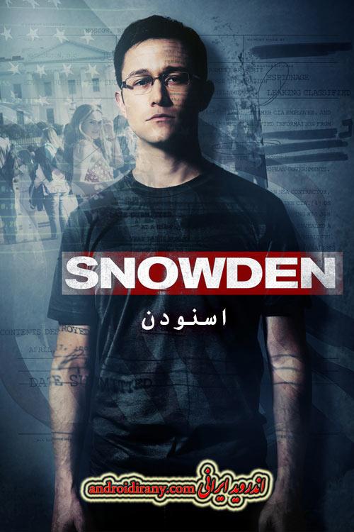 دانلود فیلم دوبله فارسی اسنودن Snowden 2016